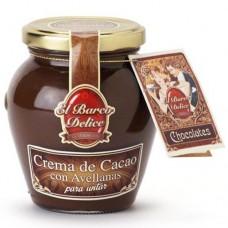 Crème de Cacao aux Noisettes - El Barco Delice (250 g)