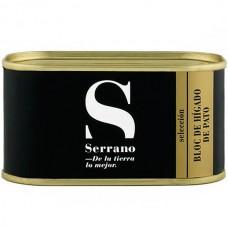 Bloc de Foie de Canard - Serrano (125 g)