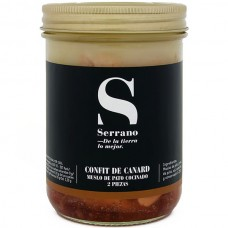 Confit de Canard - Serrano (675 g)