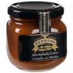 Confiture  'Prune à la Menthe' - Conservas Serrano (235 g)