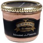 Mousse au Poivre - Conservas Serrano (190 g)
