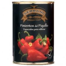 Poivrons du Piquillo 'Extra' (Spécial Farce) - Conservas Serrano (Conserve - 390 g)