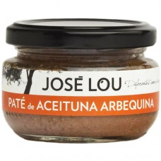 Pâté d'Olives 'Arbequina' - Jose Lou
