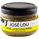 Paté d'Olives Vertes au Citron - Jose Lou