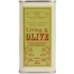 Huile d'Olive Vierge Extra 'Arbequina' - Living & Olive (Bidon 250 ml)