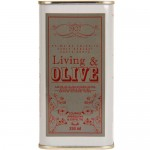 Huile d'Olive Vierge Extra 'Coupage' - Living & Olive (Bidon 250 ml)