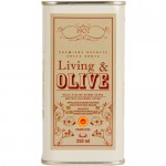 Huile d'Olive Vierge Extra 'Empeltre' - Living & Olive (Bidon - 250 ml)