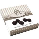 Almond Chocolates 'Volcanic' - Vintage Chocolates