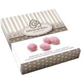 Almond Chocolates 'Mediterranean Yogurt & Raspberry' - Vintage Chocolates