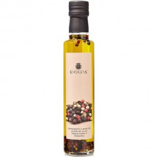 Huile d'Olive Vierge Extra 'Poivres' - La Chinata (250 ml)