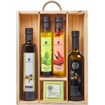 Large Gourmet Case (Wooden) - La Chinata
