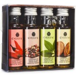 Huile d'Olive Vierge Extra '4 Condiments' - La Chinata (4 x 25 ml)