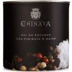 Sel Marin en Paillettes 'Poivre 5 Baies' - La Chinata (165 g)