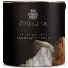 Sel Marin en Paillettes 'Cèpes' - La Chinata (165 g)