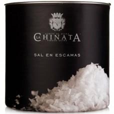 Sel Marin en Paillettes - La Chinata (165 g)