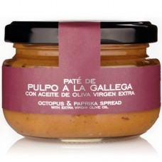 Terrine de Poulpe à la Galicienne - La Chinata (110 g)