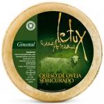 Fromage de Brebis Mi-Vieux 'Ginestal' - Letux