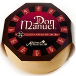Fromage Brebis 'Don Manuel' - Sierra de Albarracin