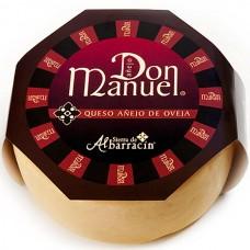 Fromage Brebis 'Don Manuel' - Sierra de Albarracin
