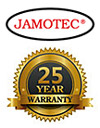 Jamotec 25-Year Warranty