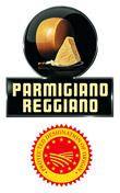 Parmigiano Reggiano PDO Logo