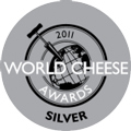World Cheese Award 2011 Silver