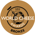 World Cheese Award 2012 Bronze