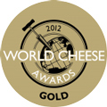 World Cheese Award 2012 Gold