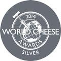 World Cheese Award 2014 Silver