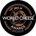 World Cheese Award 2015 Bronze