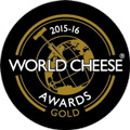 World Cheese Award 2015 Gold