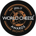 World Cheese Award 2016 Bronze
