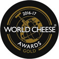 World Cheese Award 2016 Gold