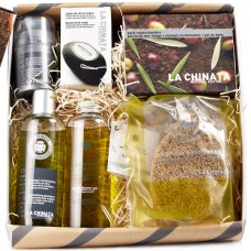 Coffret Cadeau Pack Homme 'Moyen' - La Chinata