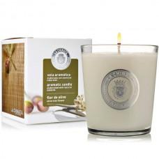 Scented Candle 'Olive Tree Blossom' - La Chinata