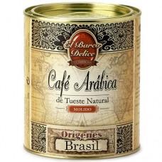 Café Moulu Arabica 'Brésil' - El Barco Delice (250 g)