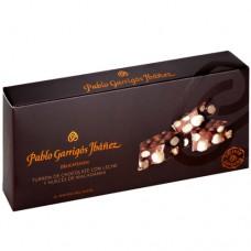 Turron 'Chocolat au Lait et Macadamia' - Pablo Garrigos