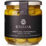 Olives Manzanilla Goût Anchois - La Chinata