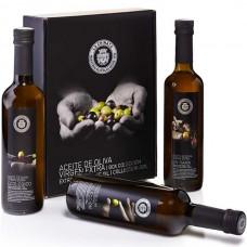Huile d'Olive Vierge Extra 'Coffret Collection' - La Chinata (3 x 500 ml)