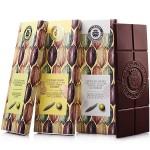 Chocolat Noir à l'Huile d'Olive (Pack) - La Chinata (3 x 100 g)