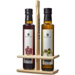 Set Huile d'Olive & Vinaigre (Bois) - La Chinata (2 x 250 ml)