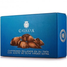 Encornets Farcis dans leur Encre - La Chinata (115 g)