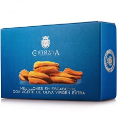 Moules à l'Escabèche - La Chinata (120 g)