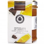 Marmelade d'Orange avec Chocolat  - La Chinata