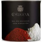 Sel Marin en Paillettes 'Paprika Fumé' - La Chinata (165 g)