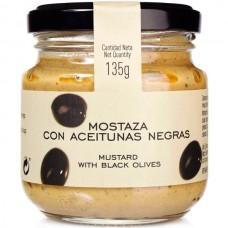 Moutarde aux Olives Noires - La Chinata