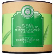 Infusion Feuille d'Olivier 'Thé Vert & Gingembre' - La Chinata