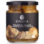 Cèpes à l'Huile d'Olive Vierge Extra - La Chinata (230 g)
