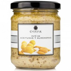 Pâté d'Olives & Amandes - La Chinata (180 g)