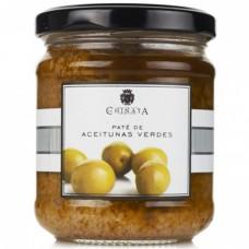 Pâté d'Olives Vertes - La Chinata (180 g)